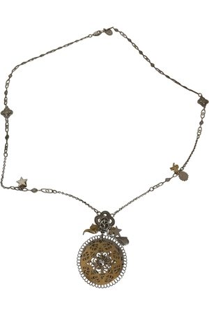 Reminiscence Metal Long Necklaces