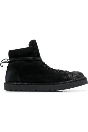 MARSÈLL Men Ankle Boots - Lace up ankle boots