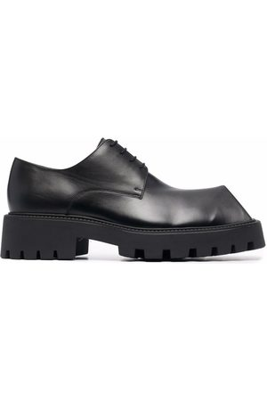 Balenciaga Men Formal Shoes - Rhino Derby shoes