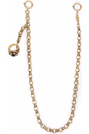 Dsquared2 Ring-fastening rolo chain