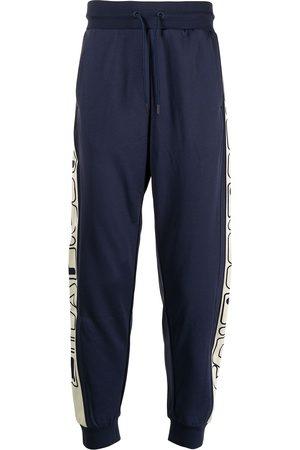 Fila Side stripe-detail track pants