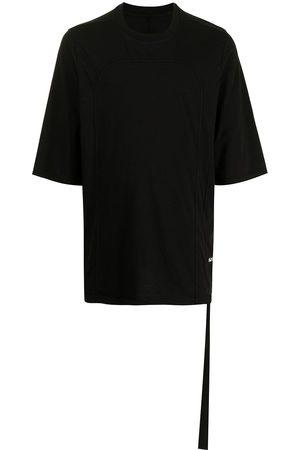 Rick Owens DRKSHDW Men Short Sleeve - Round neck short-sleeved T-shirt
