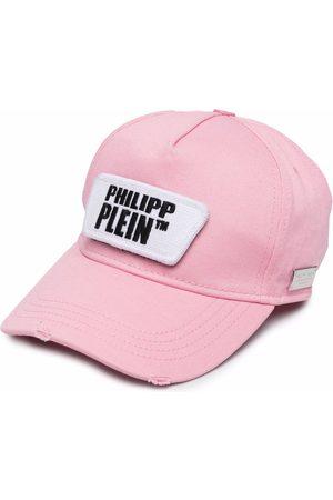 Philipp Plein Caps - Logo-patch cap