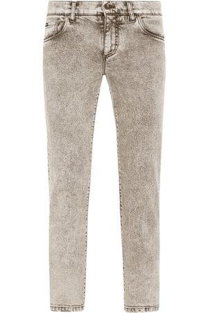 Dolce & Gabbana Slim-fit jeans - Grey