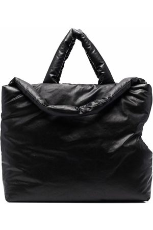 KASSL Editions Cut-out oversized tote bag