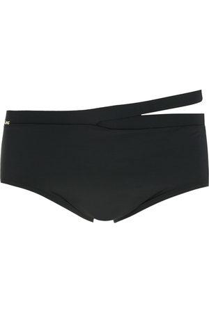 Amir Slama Cut-out swimming trunks
