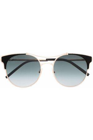 Jimmy Choo Eyewear Lues round frame sunglasses
