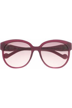 LIU JO Round frame sunglasses