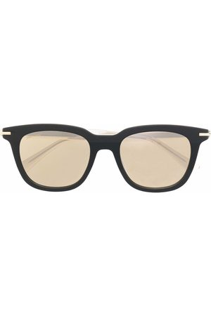 Jimmy Choo Eyewear Women Square - Amos square frame sunglasses