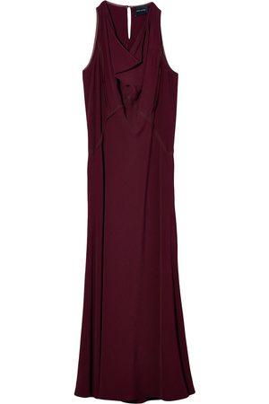 Marc Jacobs Cowl-neck sleeveless midi dress