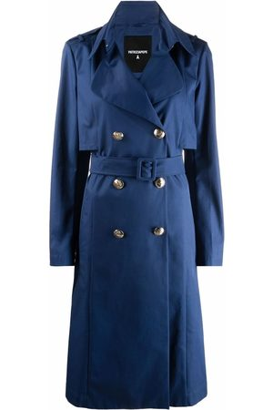 Patrizia Pepe Double-breasted trench coat