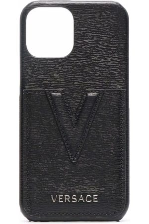 Versace Logo-plaque iPhone 11 case