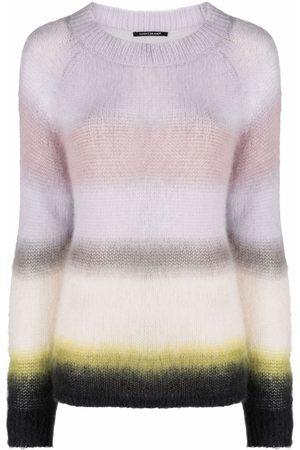 Luisa Cerano Gradient knit jumper
