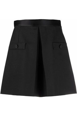 Sandro Paris Women Shorts - Hugo A-line shorts