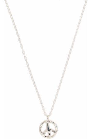 AMBUSH Necklaces - Peace-charm necklace