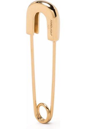 AMBUSH Safety pin single earring