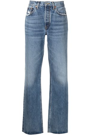 RE/DONE 90s Comfy wide-leg jeans