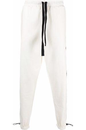 Alchemy Men Sweatpants - Toggle fastened cuff trousers