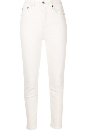 RE/DONE Comfort-Stretch High-Rise jeans