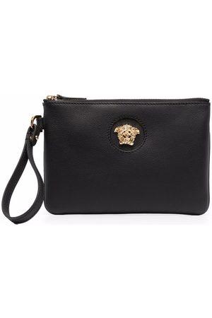 Versace La Medusa clutch bag