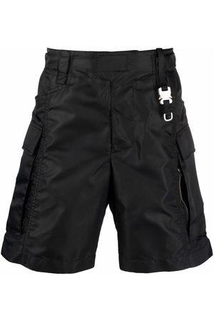 1017 ALYX 9SM Men Bermudas - Clip-logo cargo shorts
