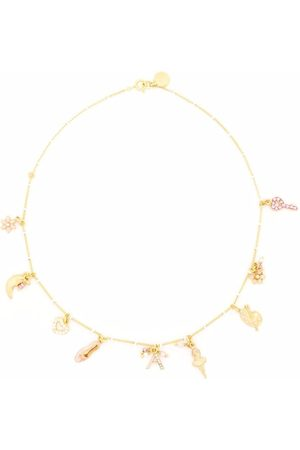 Gas Bijoux Lovely charm necklace