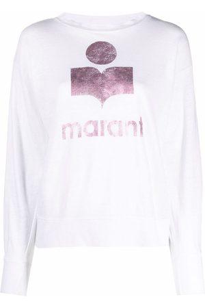Isabel Marant Logo-print sweatshirt
