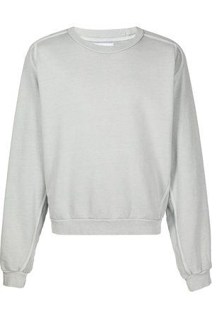 John Elliott Cross Thermal cotton sweatshirt - Washed Plaster