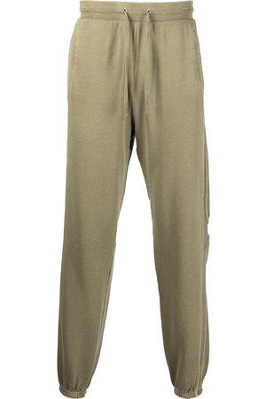 John Elliott Cross Thermal cotton track trousers