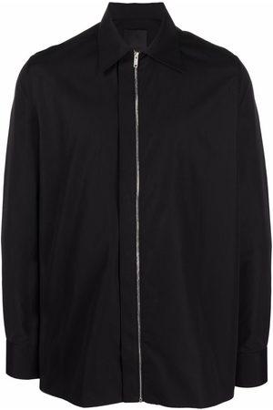 Givenchy Zip-front shirt