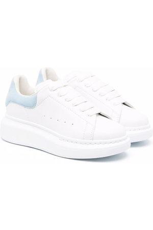 Alexander McQueen Kids Chunky-sole low-top sneakers