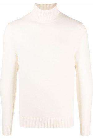 Malo Roll-neck wool jumper