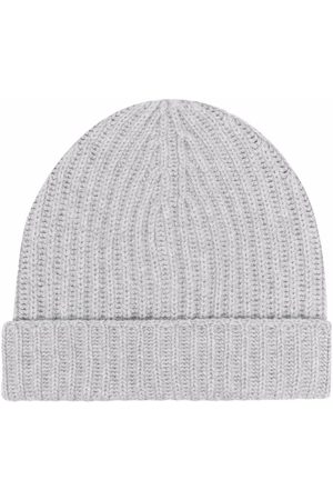 Malo Ribbed-knit cashmere beanie