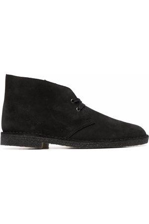 Clarks Originals Lace-up suede desert boots