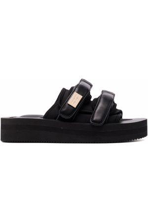 Suicoke X Tom Wood MOTO platform sandals