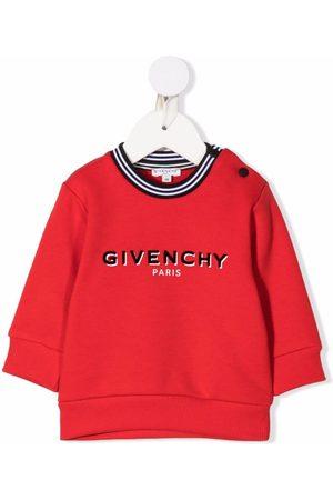 Givenchy Kids Logo-print sweatshirt