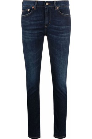 Dondup Mid-rise skinny-cut jeans
