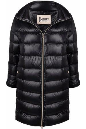 Herno Padded zip-up coat