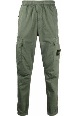 Stone Island Cargo pocket track pants