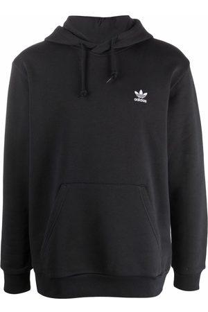 adidas Embroidered-logo hoodie