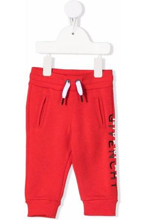 Givenchy Kids Logo-print tracksuit bottoms