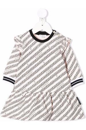Givenchy Kids Logo-print dress