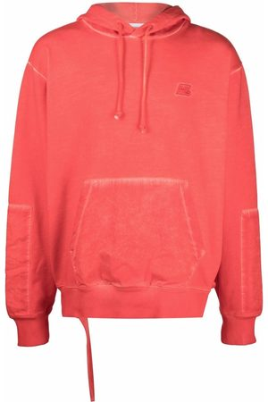Helmut Lang Embroidered-logo hoodie