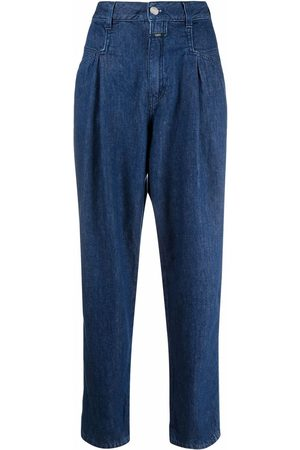 Closed High rise tapered leg jeans
