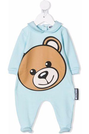 Moschino Kids Toy bear pyjama suit