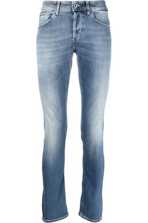 Dondup Faded slim-cut jeans