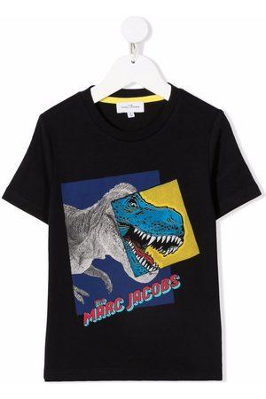 The Marc Jacobs Kids Graphic-print organic cotton T-shirt