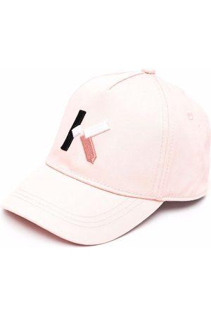 Kenzo Kids Embroidered baseball cap
