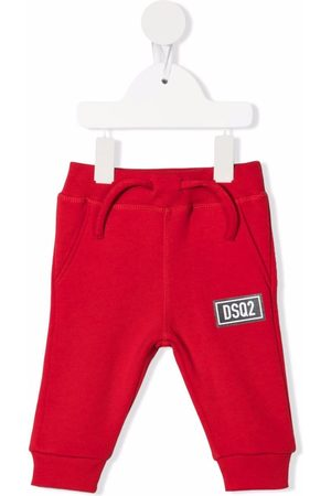 Dsquared2 Kids Logo-print track pants