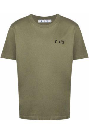 Off-White Logo-detail short-sleeve T-shirt